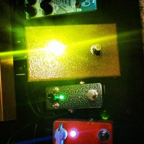 FZ-1A, EP Booster, Colorsound One Knob
