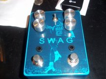 Swag Muff w/ Bass Cut Knob, Tone Bypass, Oscillation