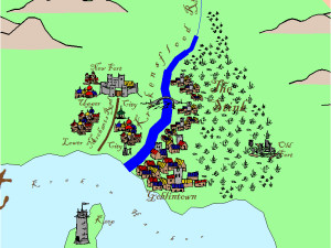 City of Krakensfort