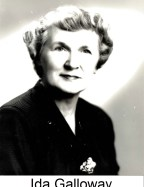 Ida Galloway