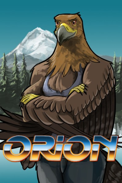 Orion Badge