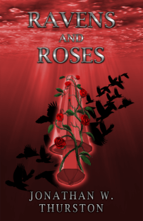 Front Cover of Ravens & Roses