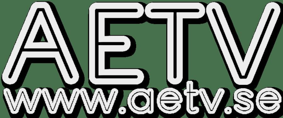 2016 AETV och www-aetv-se-grå för promo
