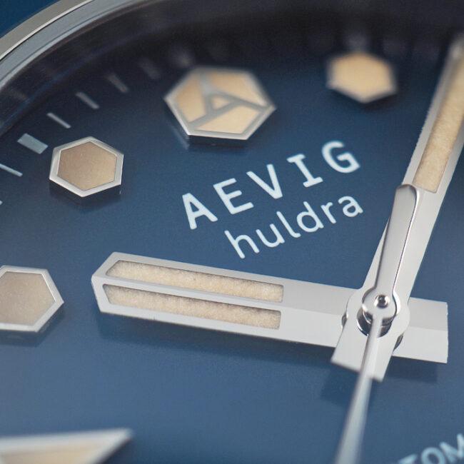 Aevig Huldra retro diver