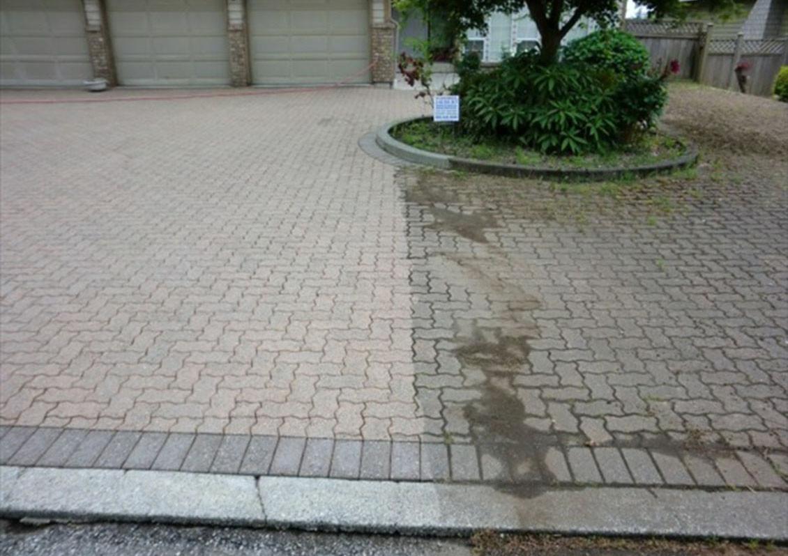 paver restoration aev landscaping