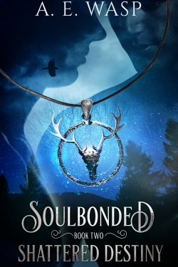 Soulbonded Shattered Destiny cover