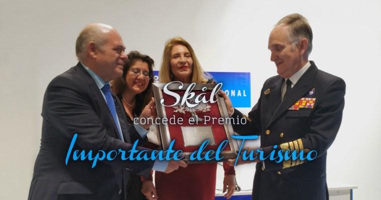 Skål concede el Premio «Importante del Turismo»