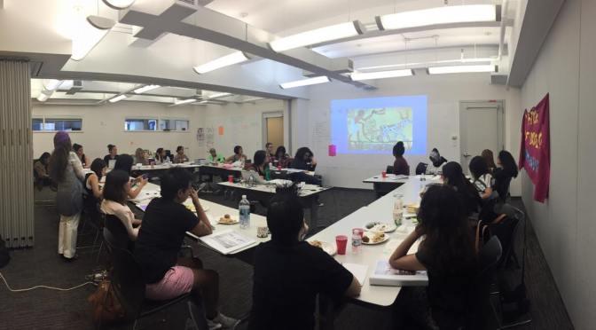Marginalization of Women: A Socio-Economic History   Summer School of Women's Activism (SSOWA) NYC Session One