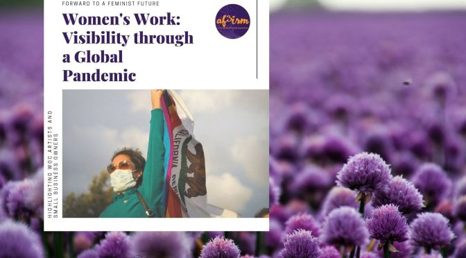 Women's Work: Visibility through a Global Pandemic