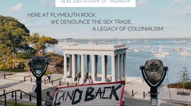 On October 5, the International Day of No Sexploitation, AF3IRM Boston is taking a stand against the sex trade by proclaiming LAND BACK, BODIES BACK