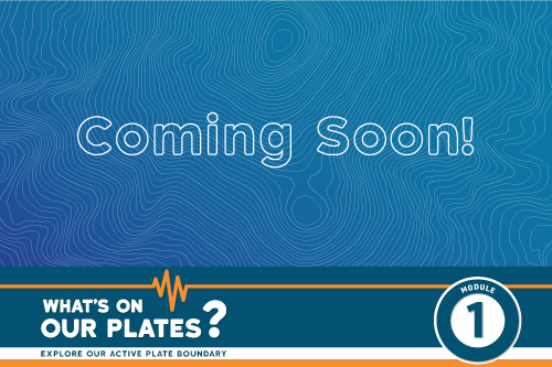What's On Our Plates? Module 1 Coming Soon