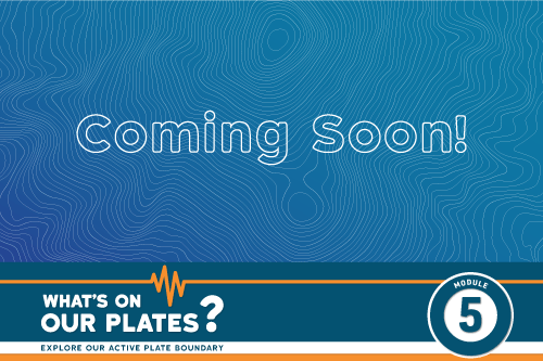 What's On Our Plates? Module 5 Coming Soon