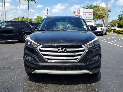 Pre-Owned 2017 Hyundai Tucson Eco Sport Utility in ...