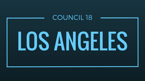 Los Angeles – Council 18