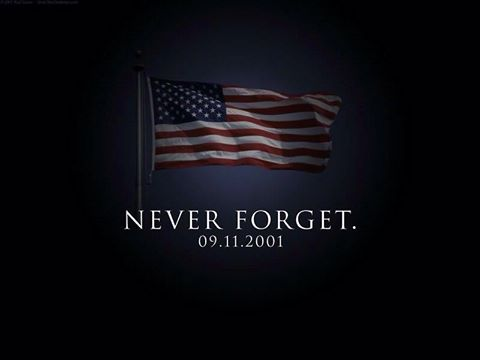 Never Forget 2015-09-11