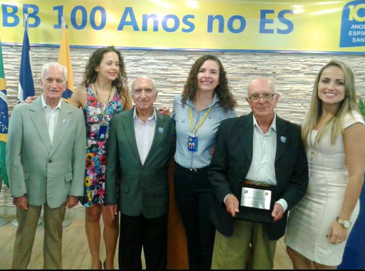 100 anos do Banco do Brasil no Espírito Santo