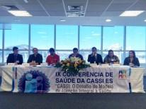 Conferência de Saúde CASSI ES
