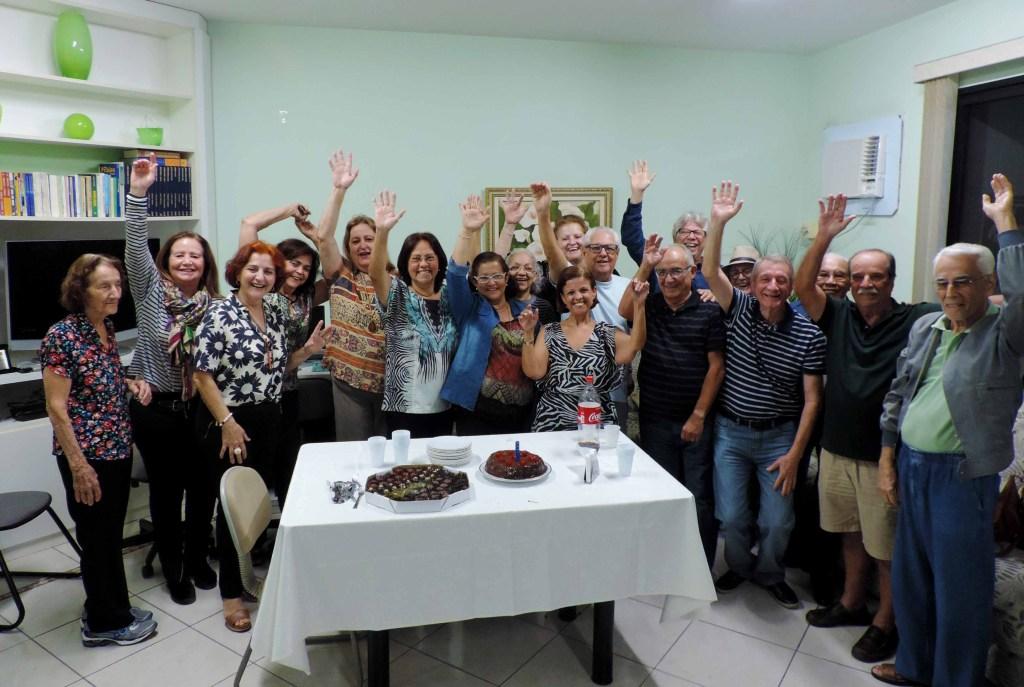 Festa de Aniversariantes do Mês: Julho/Agosto