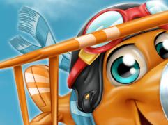 mascot-mascote-personagem-characater-design-concept-art-loja-brinquedos-criancas-kids-natal-jlima-desenho-ilustracao-illustration-drawing-aviao-avioes-air-play-fly-voar-color-colorido