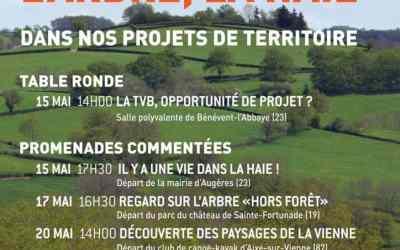 La Semaine Agricultures & Paysages, du 15 au 20 Mai 2017 dans le Limousin