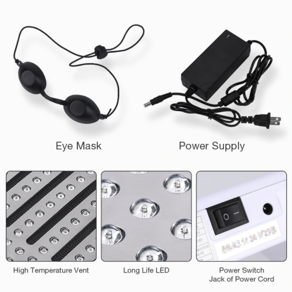 PDT LED Therapy Facial Machine