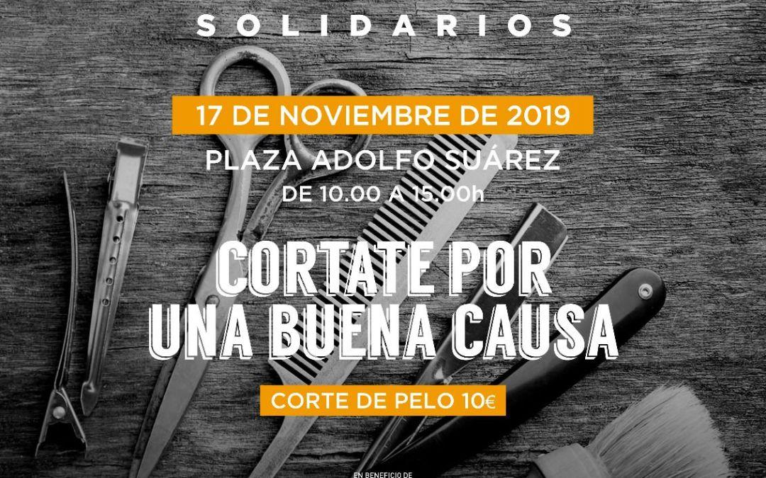 Barberos Solidarios con AFADE-Alcantarilla