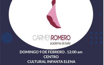 Gala Benéfica Academia Carmen Romero