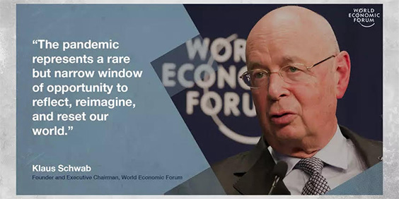 Great Reset needed to drive world economy post-Covid suggests WEF