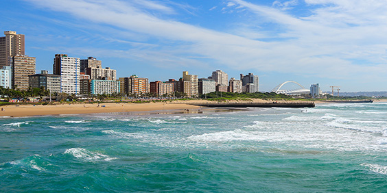 How Durban changed the water dynamic