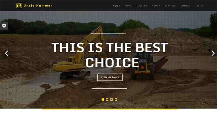 ThemeForest Uncle Hummer