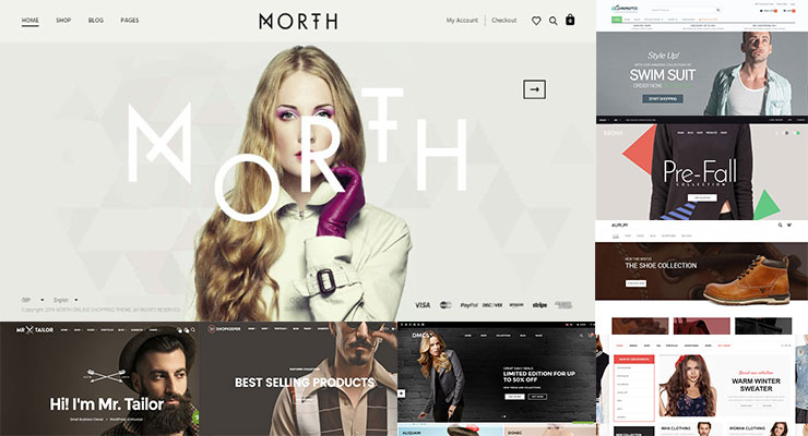 20 Themes WordPress eCommerce Pilihan Terbaik