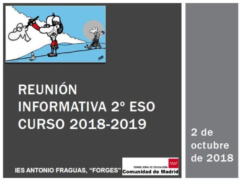 Presentacion 2 ESO