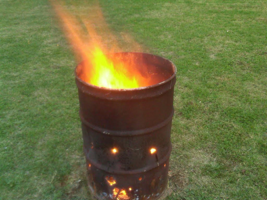 simple garbage burn 4