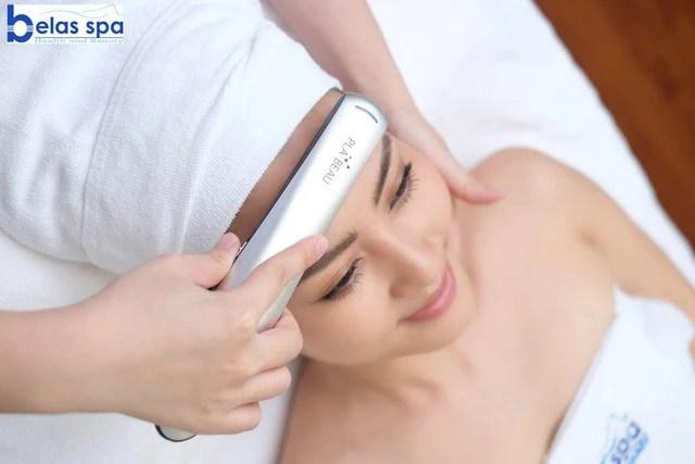 Phi kim vi điểm tế bào gốc – Công nghệ mới thay thế lăn kim trong điều trị sẹo - Ảnh 4.