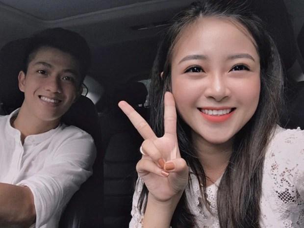 Bạn gái hot girl của cầu thủ Phan Văn Đức tiết lộ thông tin đám cưới cùng kế hoạch sinh con với bạn trai - Ảnh 1.