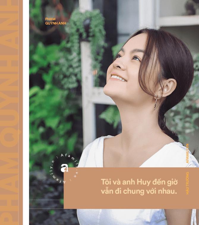 Phạm Quỳnh Anh: Tôi và anh Huy đến giờ vẫn đi chung với nhau, sẽ mở lòng nếu duyên đến - Ảnh 4.