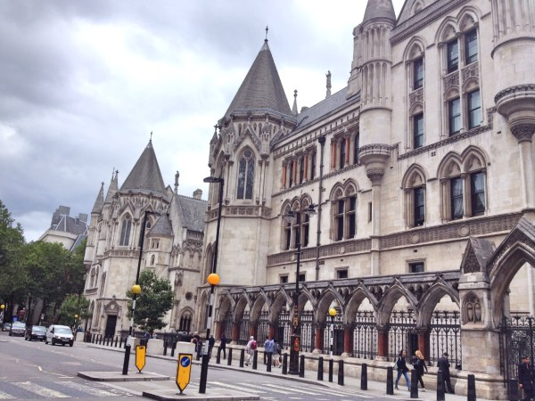 Visiting the Old Bailey and Inns of Court, London - A ...