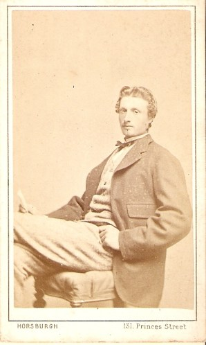 John Johnston WALKER (son)