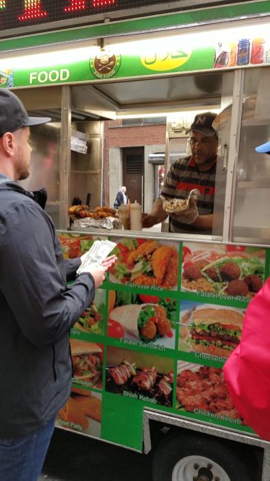 Take my money give me street food!