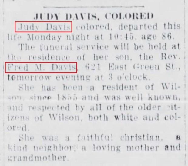 WDT_8_2_1929_Judy_Davis_obit