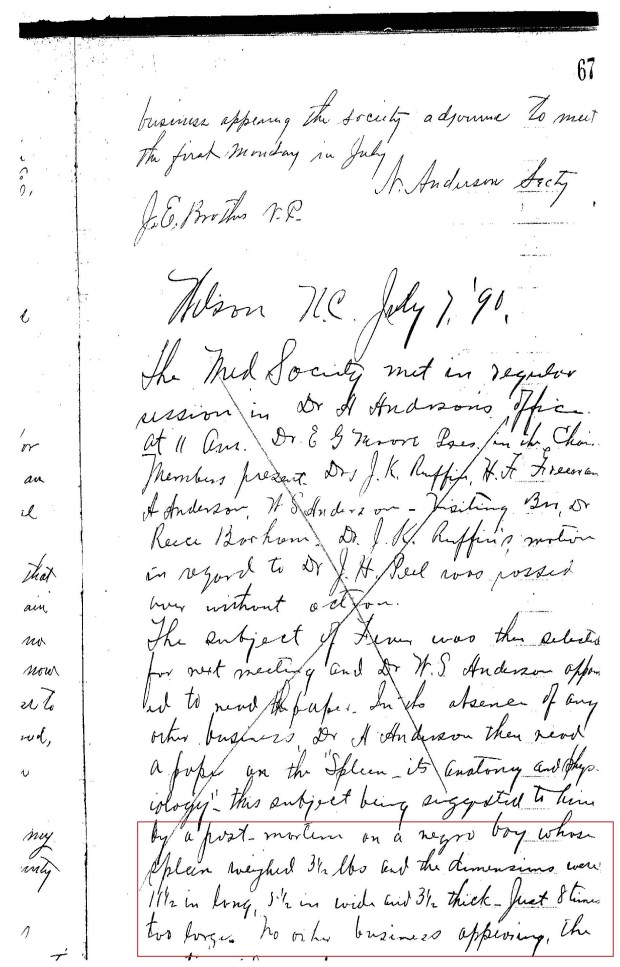 Wilson Co Med Soc Minutes re Black Quack Doctor_Page_09