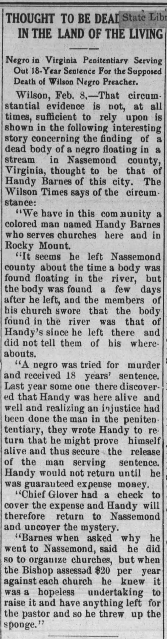 Lincoln County News 2 13 1912