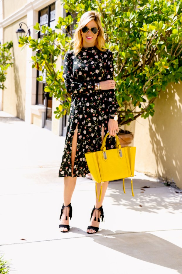 Henri Bendel Yellow -4