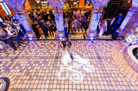 First Dance The Cruz Building Miami Wedding Venues A Fancy Fiesta Gourmet Catering