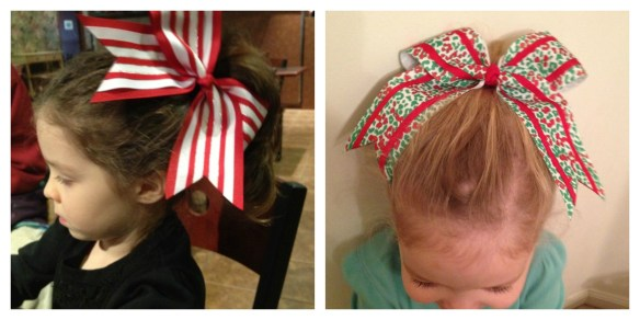 The Ultimate Bow-Holiday Bows