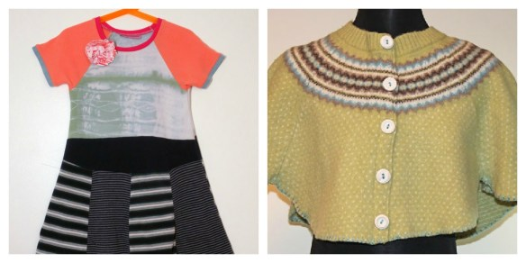 Two Sweet Mamas Upcycled Tees
