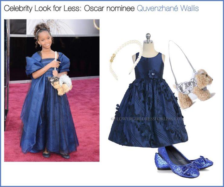 Celebrity Look for Less: Oscar nominee Quvenzhané Wallis
