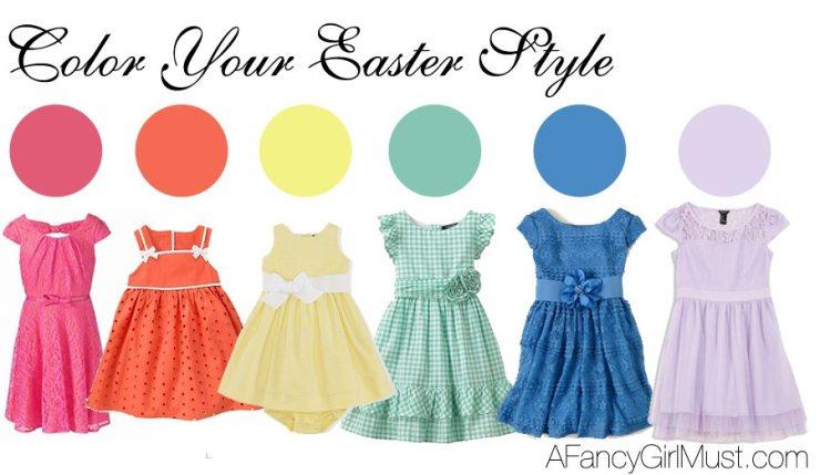 Easter dresses | AFancyGirlMust.com