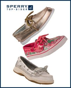 Sperry Shoes for Girl