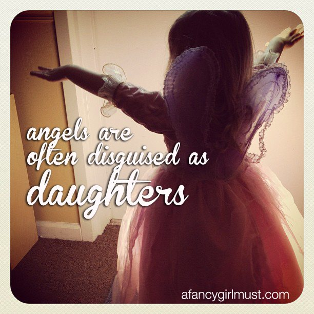 Daughter Quotes for Mother's Day | AFancyGirlMust.com